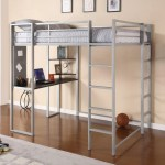Taylor Olive Tubmill Abode Full Size Metal Loft Bed Overstock 23599215