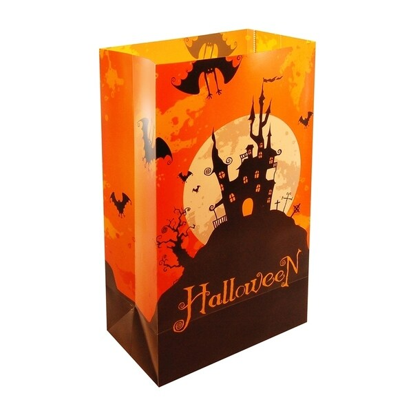 Halloween Walkway Lanterns