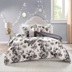 3pcs Blue Gray Duvet Cover King Size Reversible Farmhouse Bedding Set Chambray Modern Solid Colored Comforter Cover Microfiber Quilt Cover For Men Women Kids Minimalist Style Decor Zipper Closure Kids Furniture Decor