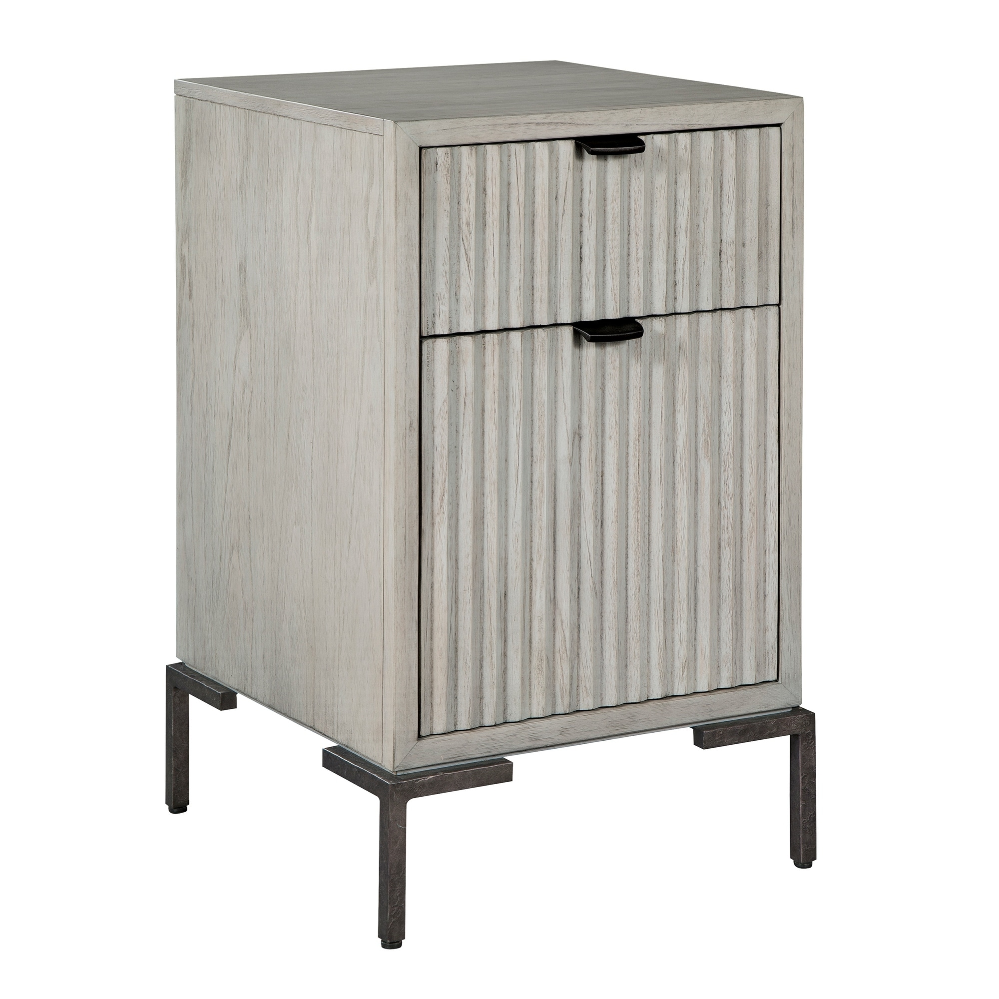 Hekman Furniture Office At Home File Modern Coastal Antique White Wood Narrow 2 Drawer Filing Cabinet Overstock 24229456