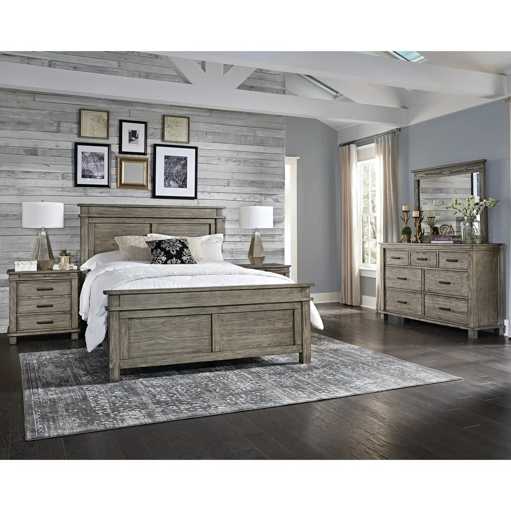 glass bedroom sets online at overstock