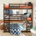 Taylor Olive Browning Twin Triple Bunk Bed Overstock 25483389