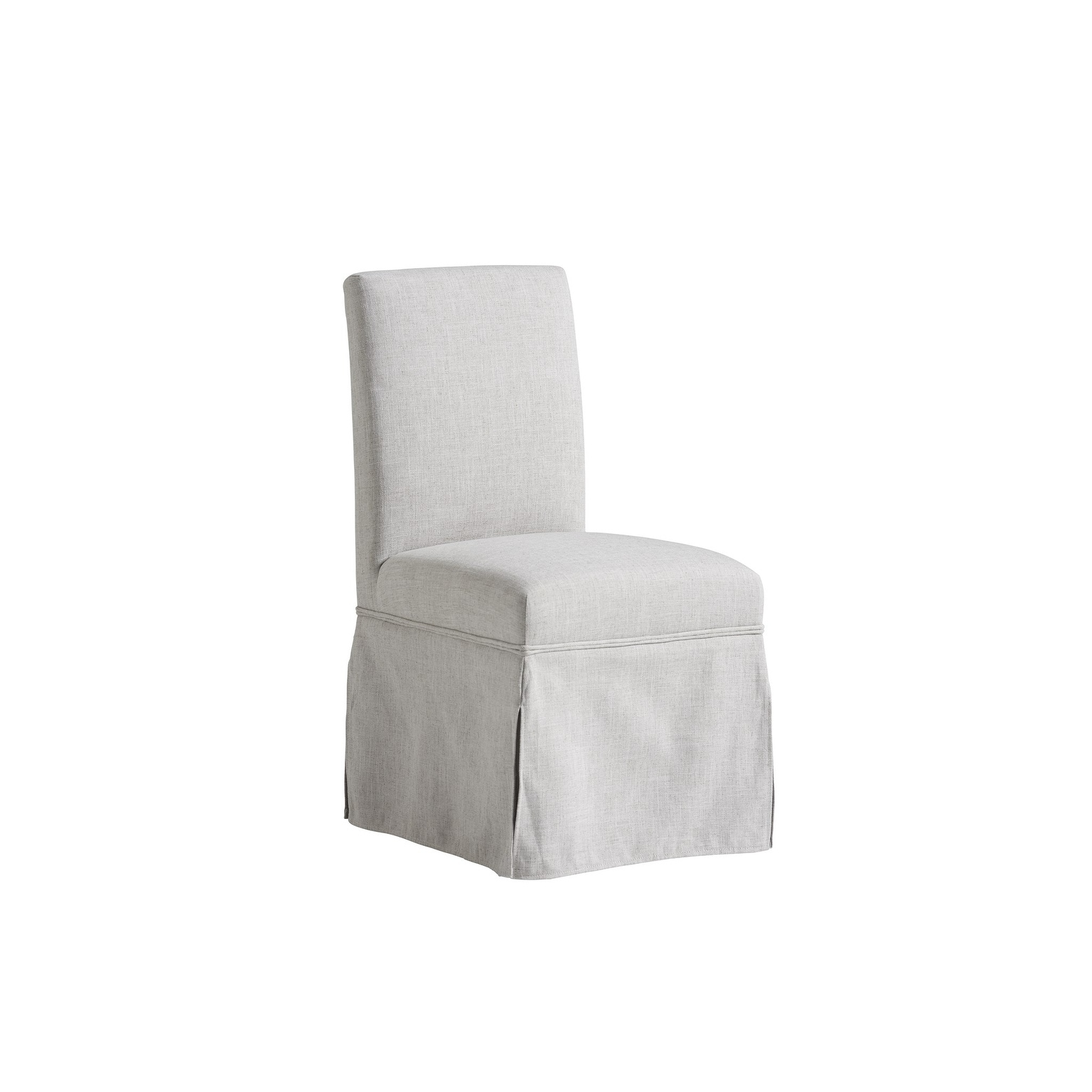 Young House Love Skirted Dining Chair