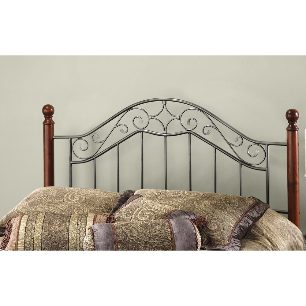 buy cherry finish headboards online at