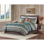 Carbon Loft 5 Piece Luxury Bohemian Comforter Set Overstock 28384743