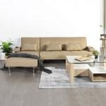 Modern Mid Century Sleeper Sofa Bed