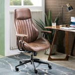 Ovios Ergonomic Office Chair Modern Computer Desk Chair High Back Suede Fabric Desk Chair With Lumbar Support On Sale Overstock 30234960