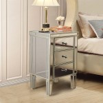 Buy New Products Gold Nightstands Bedside Tables Online