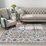 Shop Black Friday Deals On 5 X7 Vintage Shabby Chic Area Rug For Living Room Kitchen Bedroom 5 X 7 5 X 7 Overstock 30405255