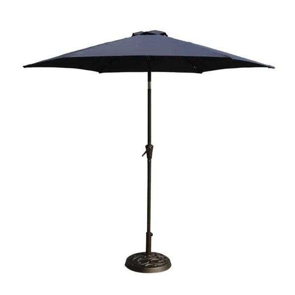 buy blue patio umbrellas online at