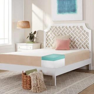 Comfort Dreams Select A Firmness 11 Inch Queen Size Memory Foam Mattress