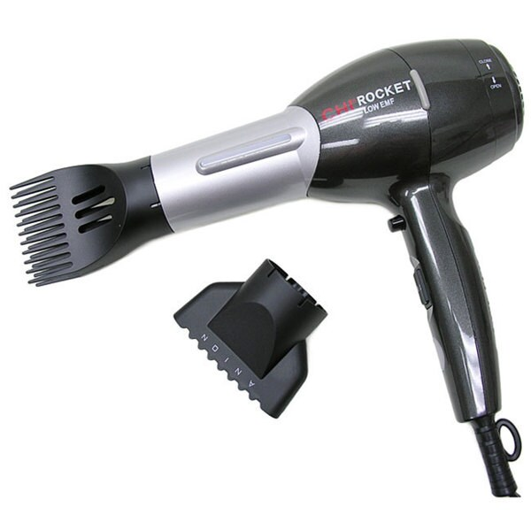 Farouk Systems CHI Rocket 1800 Watt Professional Hair Dryer