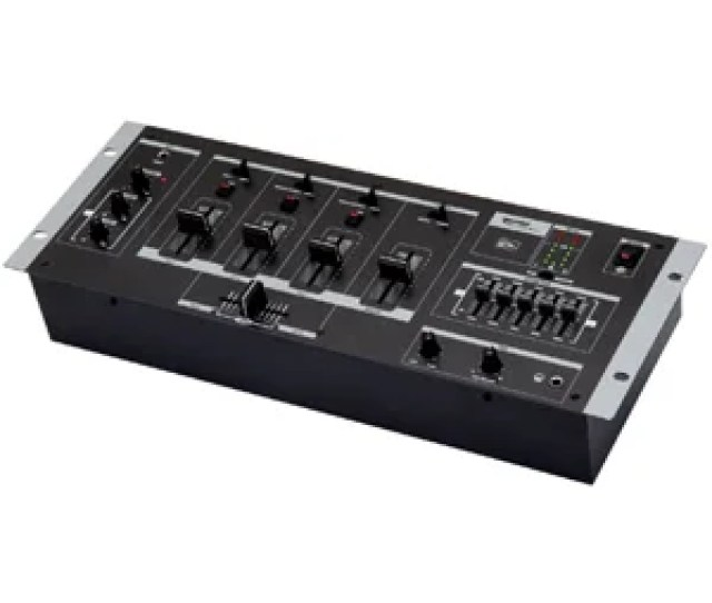 Gemini Mm  Channel Stereo Mixer