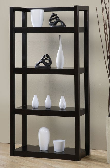 Shop Open Shelf Bookcase Free Shipping Today Overstock