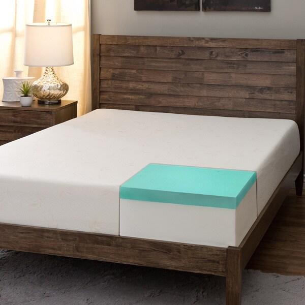 Comfort Dreams Select A Firmness 9 Inch King Size Memory Foam Mattress