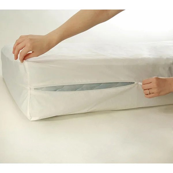 Bed Bug And Dust Mite Proof Queen Size Mattress Protector