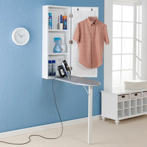 Inspirations E Saving Solution With Ironing Board Cabinet