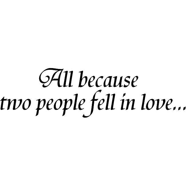 Download Design on Style 'All Because Two People Fell in Love ...