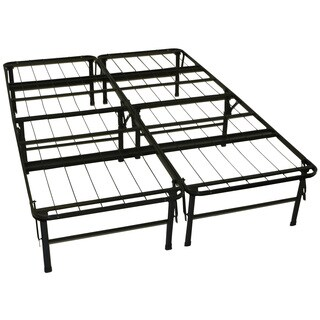 Durabed Full Size Heavy Duty Steel Foundation Frame In One Mattress Support System Platform Bed Free Shipping Today 13032675