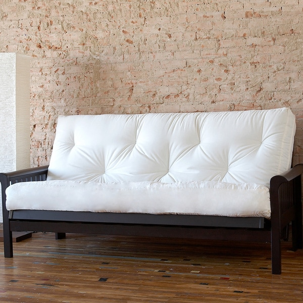 Full Size 6 Inch Futon Mattress Without Frame
