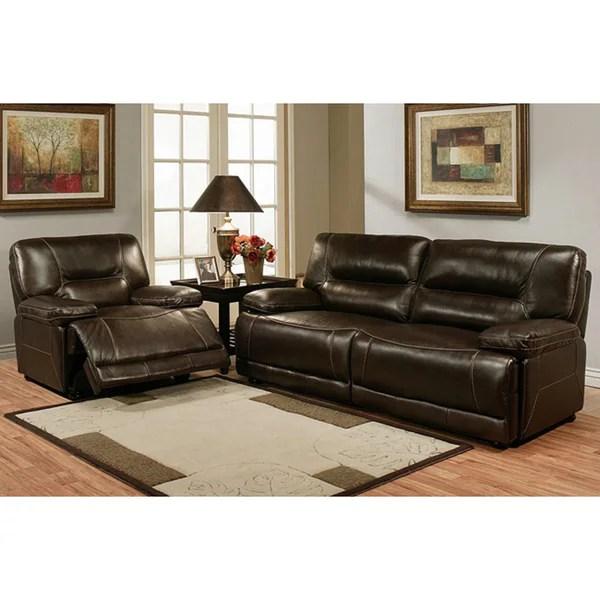 Abbyson Living Barrington Premium Top Grain Leather Sofa And  sc 1 st  Centerfieldbar.com & abbyson living leather sofa | Centerfieldbar.com islam-shia.org