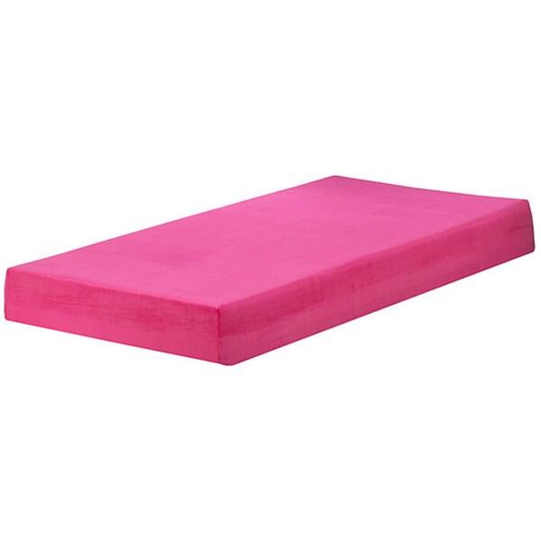 Sleep Sync Raspberry 7 Inch Full Size Memory Foam Mattress