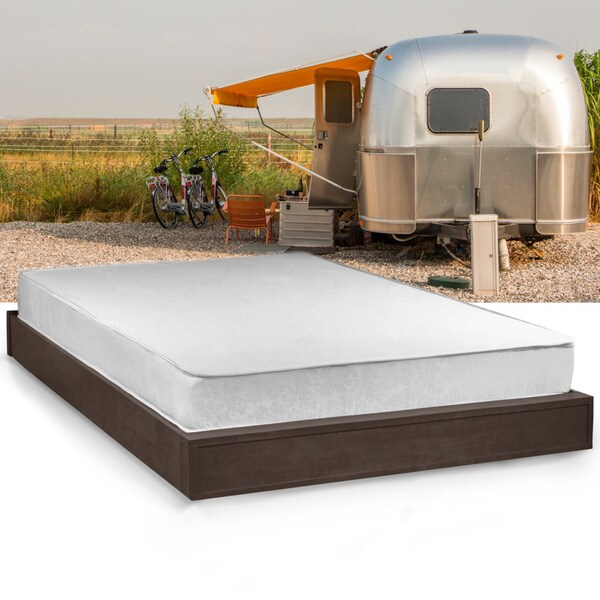 Select Luxury Home Rv 8 Inch Short Memory Foam Mattress