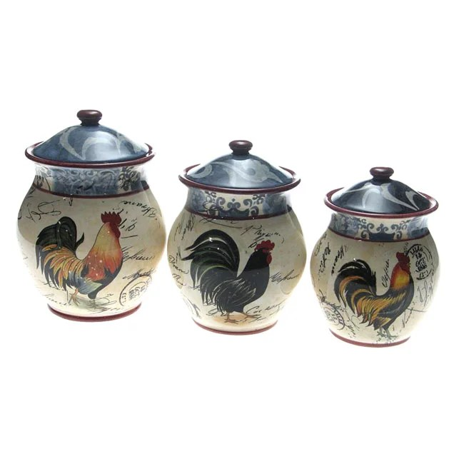 Tuscan Rooster Dinnerware
