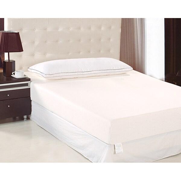 Super Comfort 6 Inch King Size Memory Foam Mattress