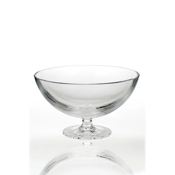 Shop Waterford Clear Footed Crystal 8 Inch Bowl Free