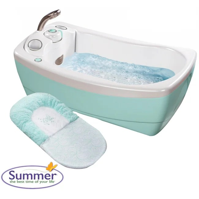 Shop Summer Infant Lil Luxuries Whirlpool Bubbling Spa