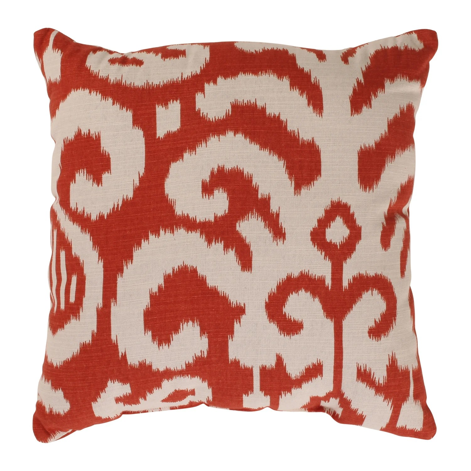 This site contains affiliate links from which we receive a compensation (like amazon for example). 'Fergano' Red Square Throw Pillow - Free Shipping On ...