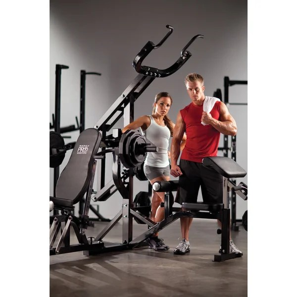 Marcy Pro Multi Station Strength Trainer 14778312