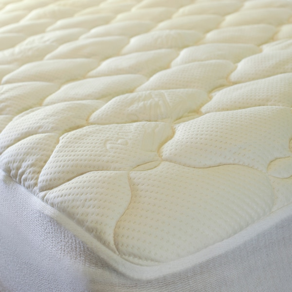 Cool Touch Top Rayon From Bamboo Ultra Plush Mattress Topper