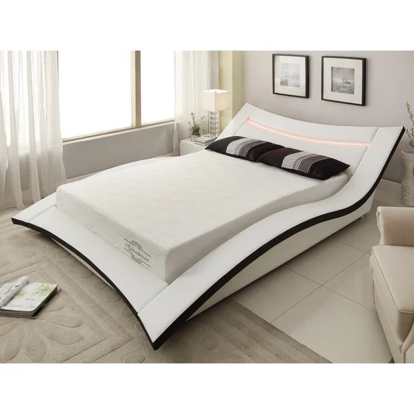 10 Inch Gel Memory Foam Mattress Click To Zoom