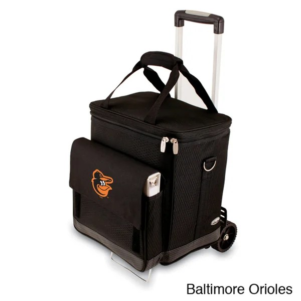 Shop MLB Insulated Wine Tote Trolley Free Shipping Today