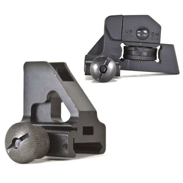 Shop GMG AR15/M4 Front Rail Height and Rear Sight Combo A2 ...