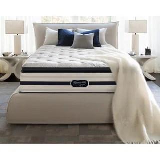 Beautyrest Recharge Lilah Luxury Firm Pillow Top King Size Mattress Set