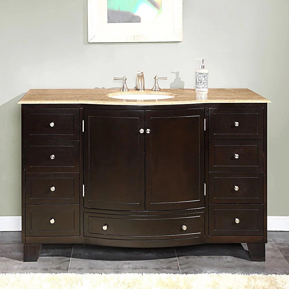 55 inch bathroom vanities vanity