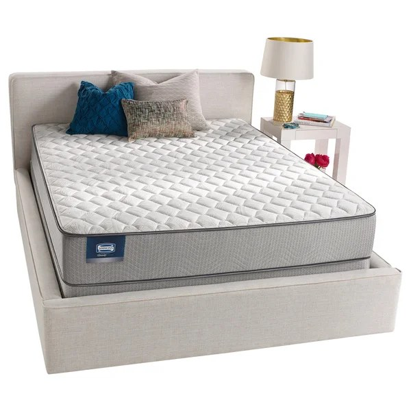 Simmons Beautysleep Kenosha Firm Full Size Mattress Set