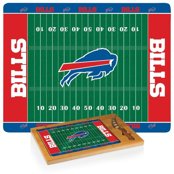 Picnic Time NFL AFC Teams Icon Cheese Board Set Free