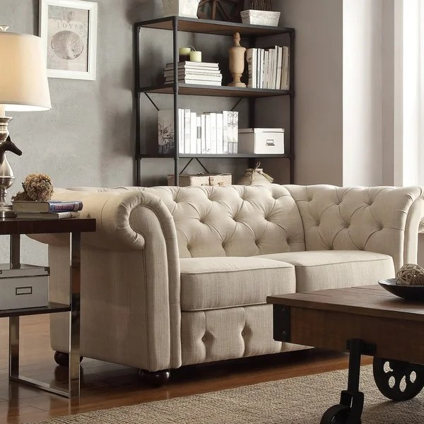 Image Result For Knightsbridge Tufted Scroll Arm Chesterfield Sofa By Signal Hills