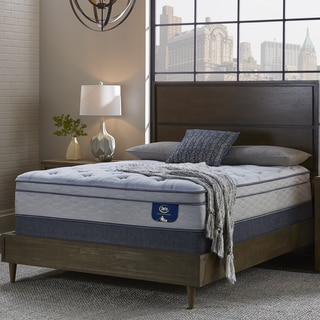 Serta Perfect Sleeper Bristol Way Ii Supreme Gel Eurotop King Size Mattress Set