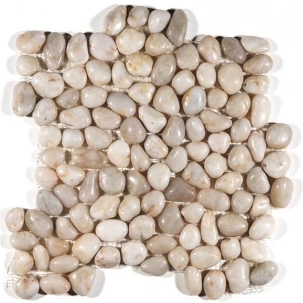 White Pebble Stones Sale