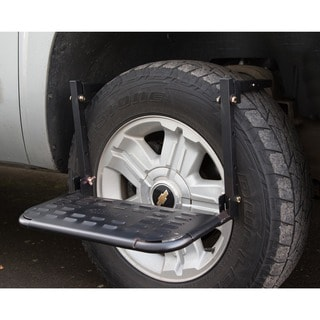 Shop Hitchmate Tire Step For Truck And Suv Free Shipping