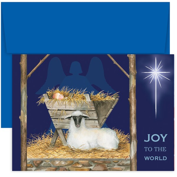 Shop Masterpiece Studios Joy To The World Boxed Holiday