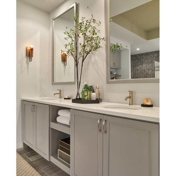 delta champagne bronze bathroom faucet