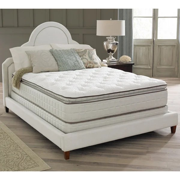 Spring Air Premium Collection Noelle Pillow Top California King Sized Mattress Set