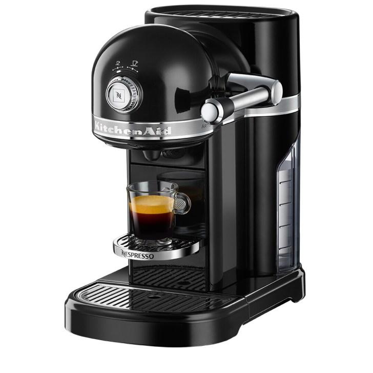 Kitchenaid Nespresso Kes0503ob Onyx Black Espresso Machine Overstock