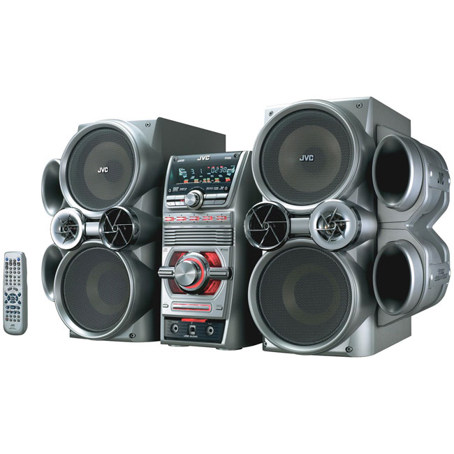 500 Watt Home Stereo System